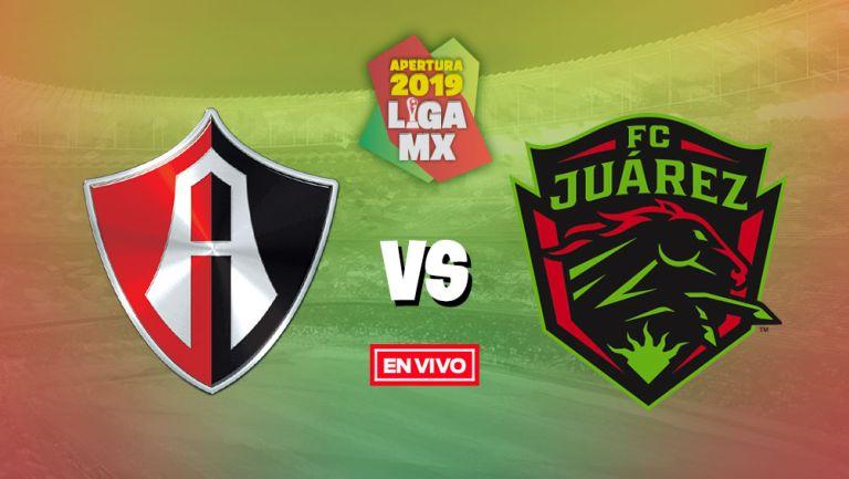 EN VIVO y EN DIRECTO: Atlas vs FC Juárez