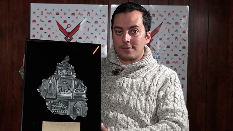 Rodrigo Dosal, director de Indeporte