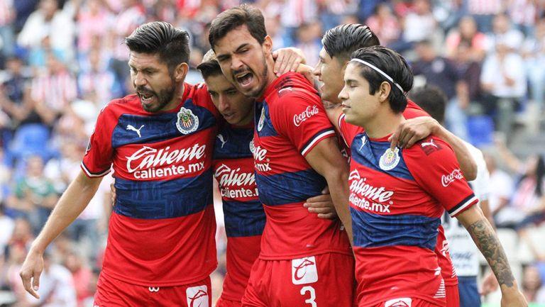 #Crónica | Chivas goleó al Atlético de San Luis en el estadio Akron