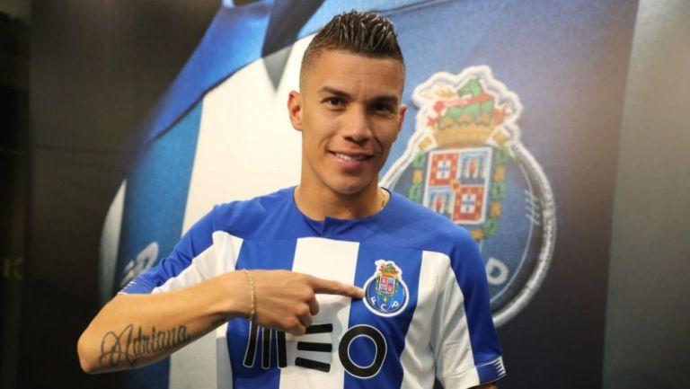 Primer gol de Díaz con el Porto, aunque el equipo quedó eliminado