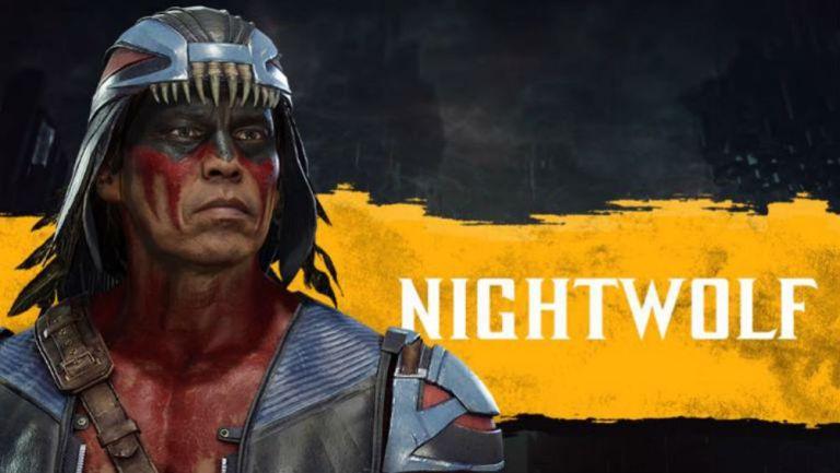 Portada de Nightwolf