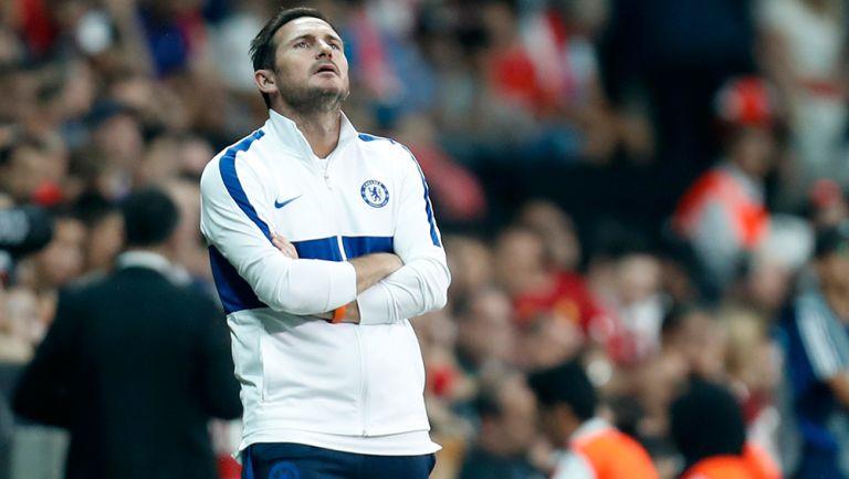 Lampard se lamenta y juego del Chelsea