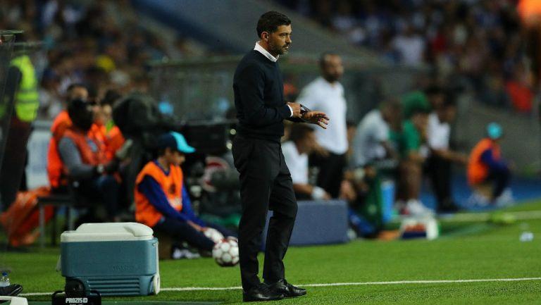 Sérgio Conceição, estratega del Porto