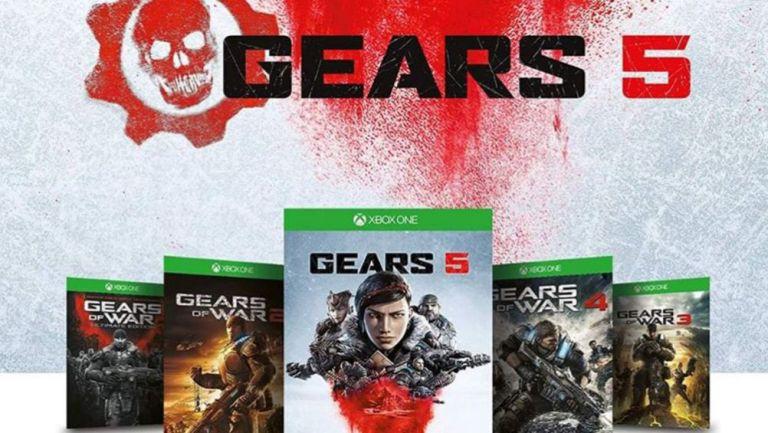 Saga de Gears of War
