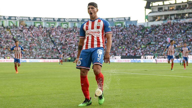En Chivas ayudarán a Pulido a ser campeón goleador — LIGA MX