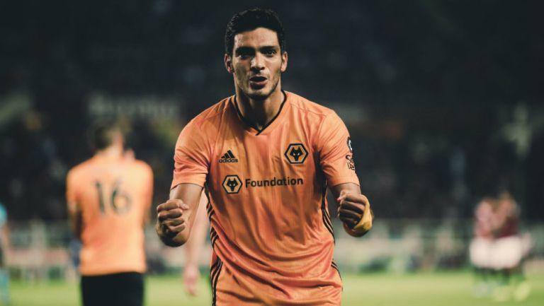 Raúl Jiménez vuelve a marcar en victoria del Wolverhampton