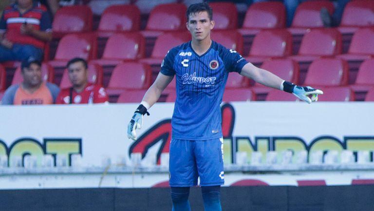 El día en el que Sebastián Jurado metió un gol con Veracruz Sub-17 ante Atlas