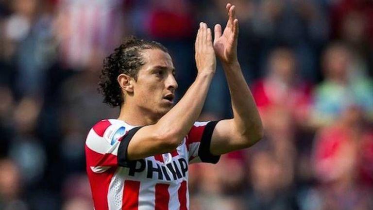 PSV intentó regresar a Guardado a Holanda