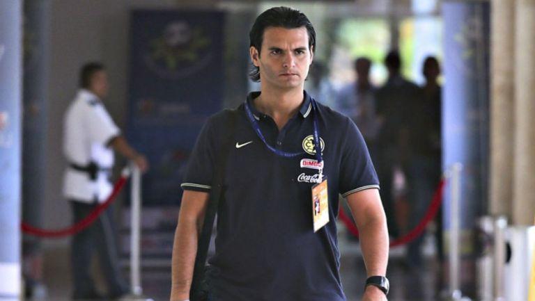 Mario Hernández Lash durante el Régimen de Transferencias