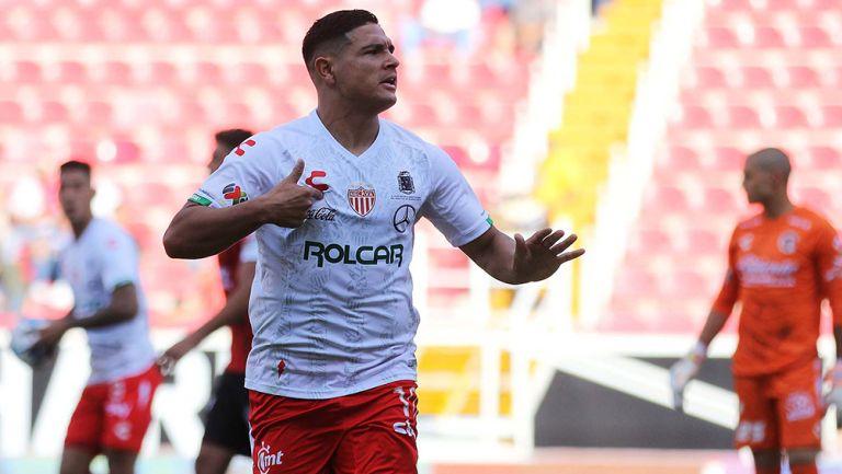 Maxi Salas es actualmente líder de goleo del Apertura 2019