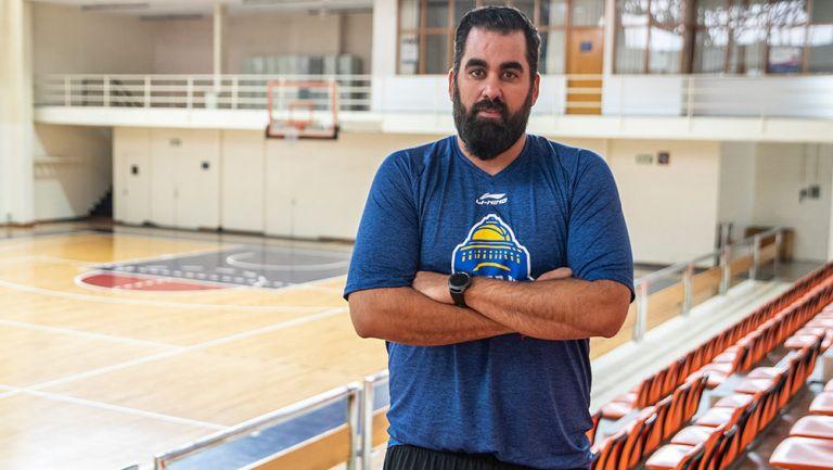 Ramón Díaz, entrenador de Capitanes