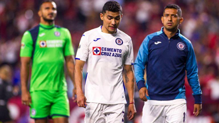 Cruz Azul se lamenta tras derrota contra Tijuana