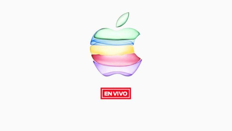 EN VIVO Y EN DIRECTO: Presentación del iPhone 11