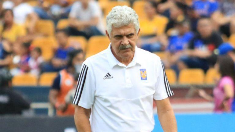 A Tigres le falta mucho para pensar en el título: 'Tuca' Ferretti