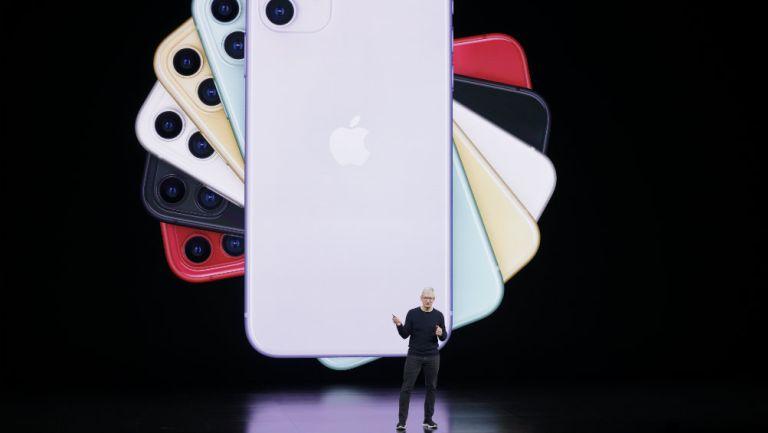 Presentación del nuevo Iphone 11