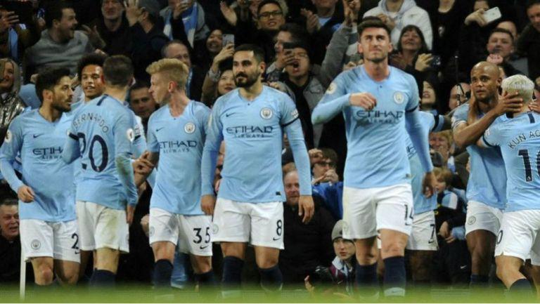 Manchester City, el equipo de los mil millones de euros