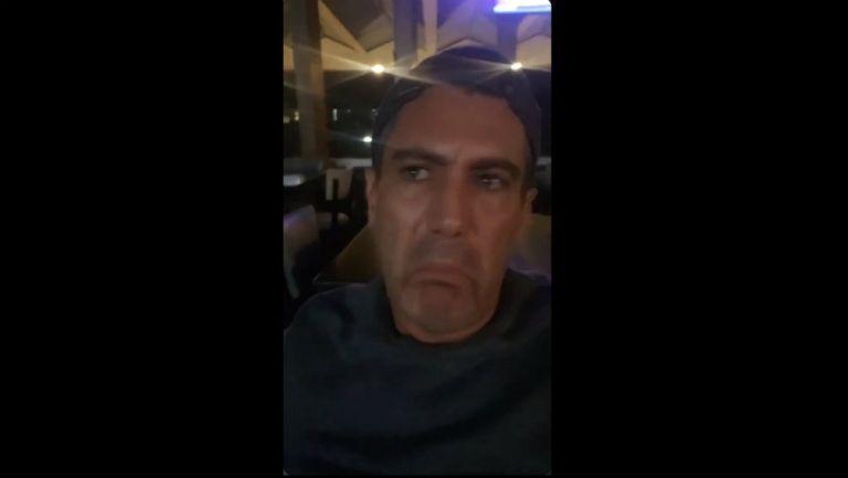 David Faitelson ofreció disculpas a Paco y Juan Carlos Gabriel de Anda