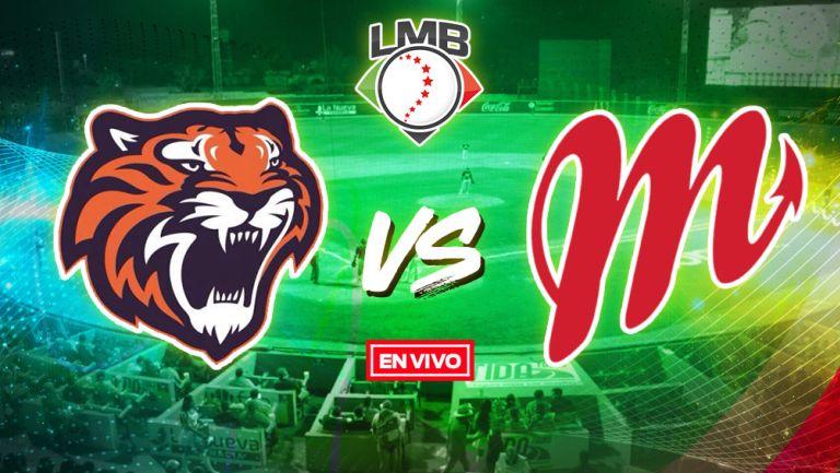 EN VIVO Y EN DIRECTO: Diablos vs Tigres Juego 7