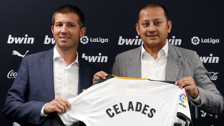Albert Celades, presentado como nuevo DT