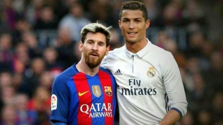 Messi aceptó invitación a cenar de Cristiano