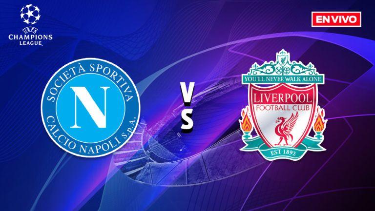 EN VIVO Y EN DIRECTO: Napoli vs Liverpool