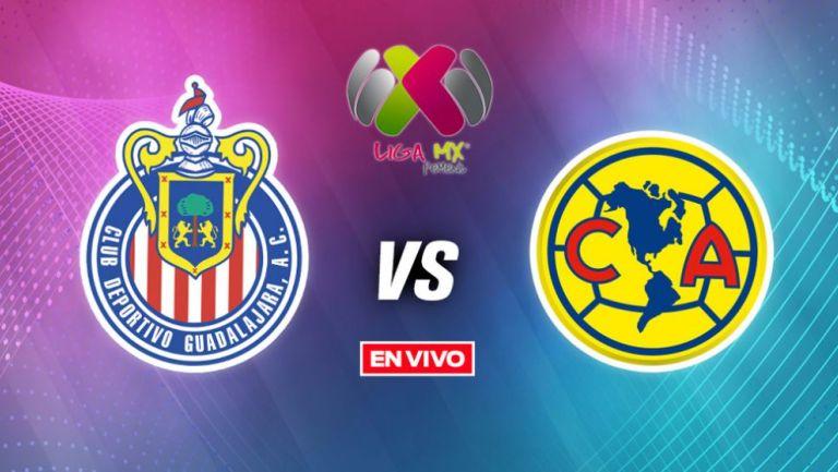 Chivas femenil gana el 'clásico nacional' ante América