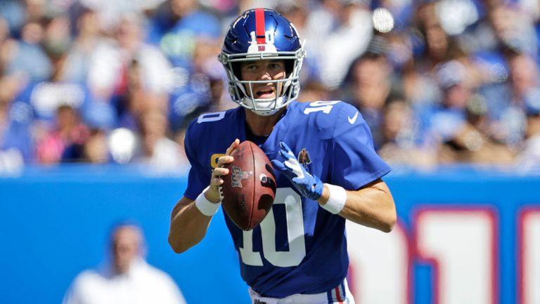 New York Giants relega al banquillo a Eli Manning — Termina una era