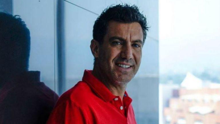 Juan Carlos Gabriel de Anda posa para una fotografía