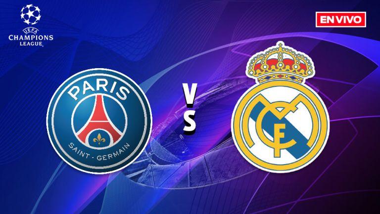 EN VIVO Y EN DIRECTO: PSG vs Real Madrid