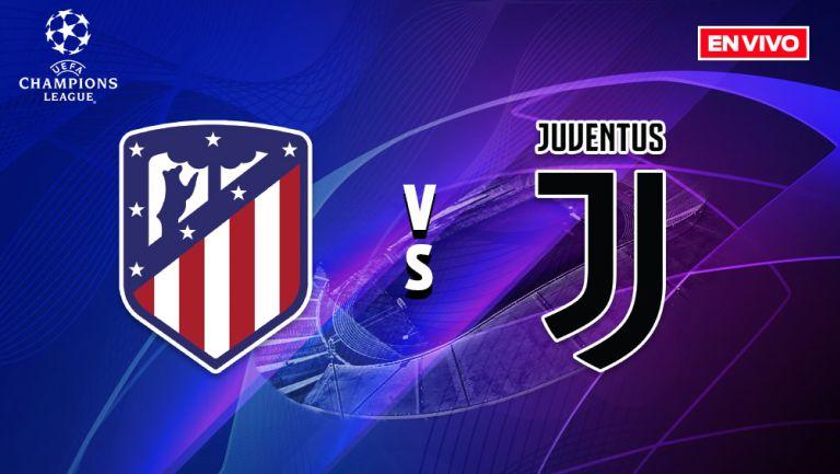 EN VIVO Y EN DIRECTO: Atlético de Madrid vs Juventus