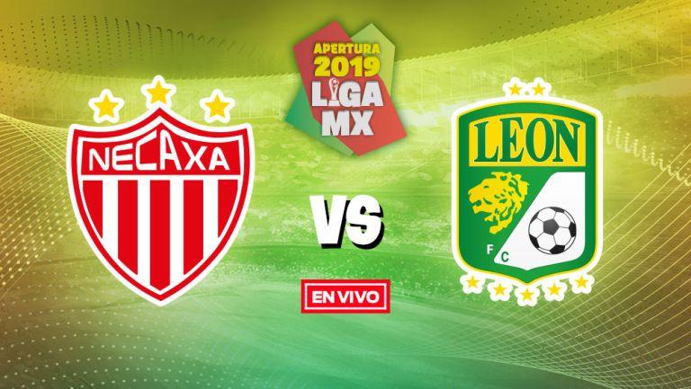 EN VIVO Y EN DIRECTO: Necaxa vs León