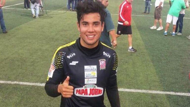 Diego Franco, tras triunfo para el Belén FC