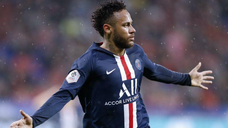 Neymar vuelve a salvar al PSG con un golazo de último minuto