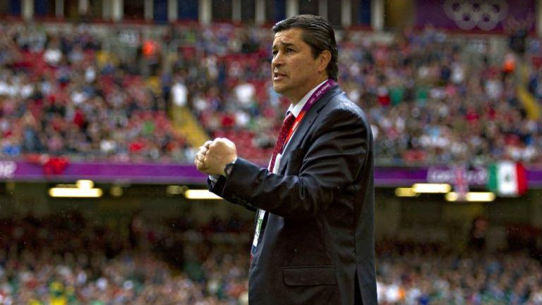 Luis Fernando Tena, el elegido por Chivas