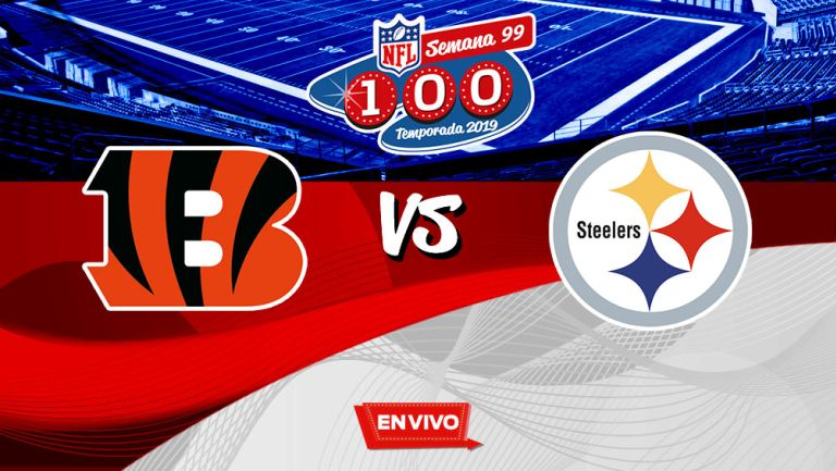Los Steelers pasan por encima de los Bengals en Primetime