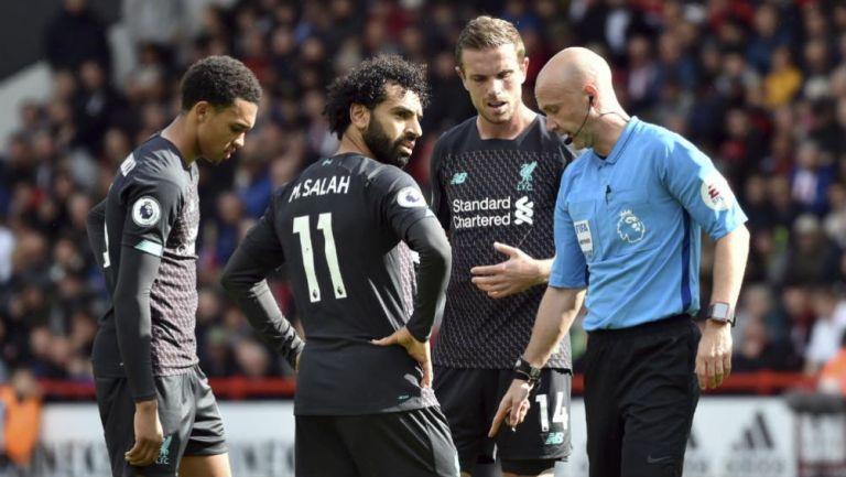 El Liverpool podría quedarse fuera de la Carabao Cup