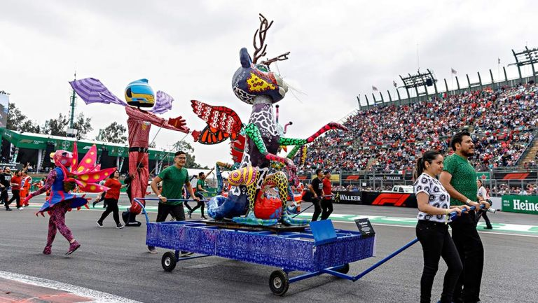 La Guelaguetza llegará al Gran Premio de México — Velocidad y tradiciones