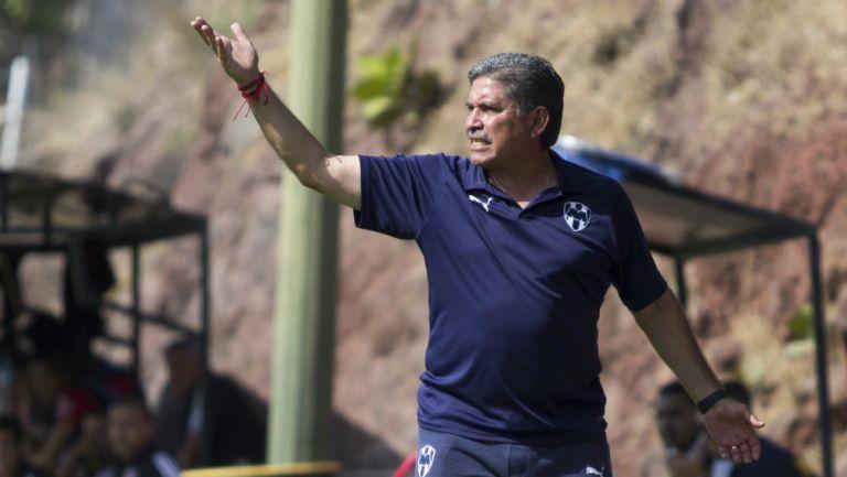 Víctor Manuel Vucetich no descarta volver al Monterrey — RAYADOS
