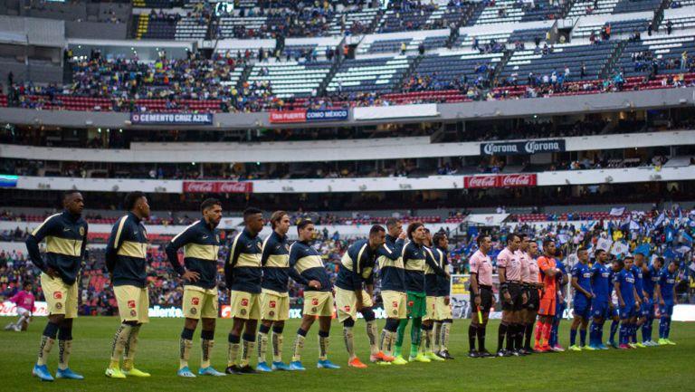 Estadio Azteca desmiente accidente de aficionada de América durante Clásico Joven