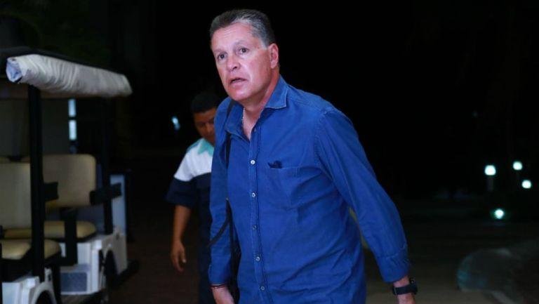 Ricardo Peláez en la Semana del Futbol 2019