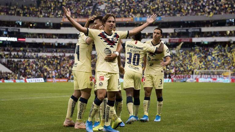 Córdova ha sido titular con Piojo Herrera este torneo con América