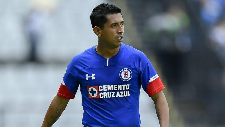 Elías Hernández, baja en Cruz Azul