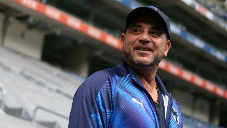 Antonio Mohamed, nuevo estratega de Rayados de Monterrey