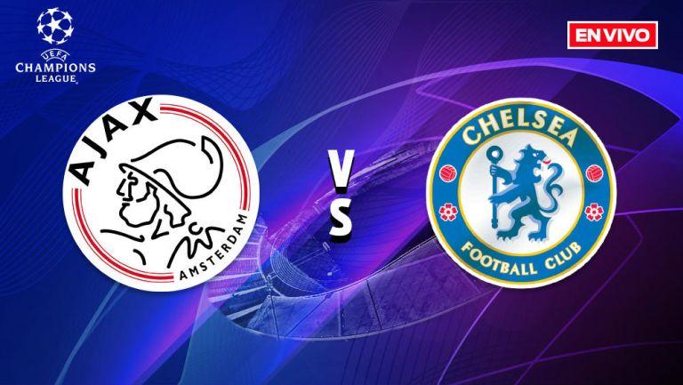 EN VIVO Y EN DIRECTO: Ajax vs Chelsea