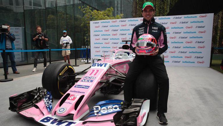 Problemas estomacales afectan a pilotos y equipos de F1 en México