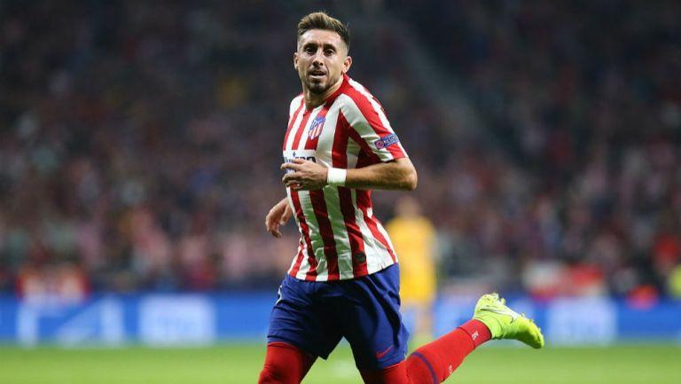 Atlético de Madrid ganó y alcanzó a Barcelona en la punta