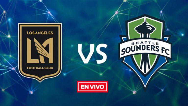Seattle Sounders elimina al LAFC del mexicano Carlos Vela