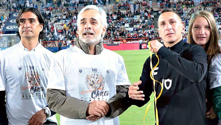 Paco Jémez regresaría al banquillo con Cruz Azul