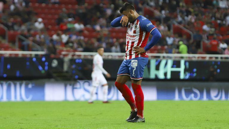 Derrota con Chivas confirma falta de mística de Toluca, admite La Volpe