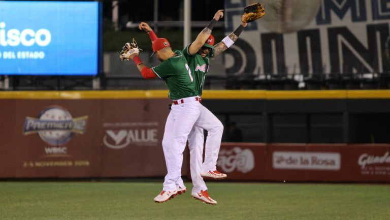 Selección Mexicana de Beisbol, con paso perfecto rumbo al preolímpico